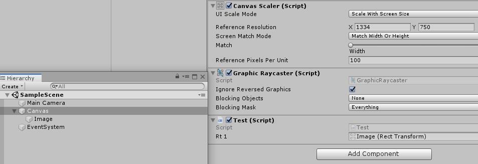 UGUI限制ui在屏幕内或指定区域内 - 第2张  | u3d8技术分享